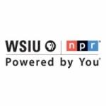 Logo da emissora Radio WSIU 90.3 FM