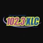 Logo da emissora Radio WXLC 102.3 XLC FM
