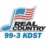Logo da emissora Radio KDST 99.3 FM
