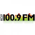 Logo da emissora Radio KCLY 100.9 FM