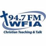 Logo da emissora Radio WFIA 94.7 FM