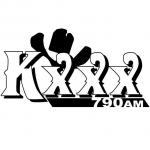Logo da emissora Radio KXXX 790 AM