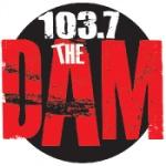Logo da emissora Radio KCFX The Dam 103.7 FM