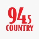 Logo da emissora Radio WIBW Country 94.5 FM