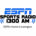 Logo da emissora Radio WLXG ESPN Sports 1300 AM