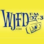 Logo da emissora Radio WJFD 97.3 FM