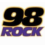 Logo da emissora Radio WIYY 98 Rock 97.9 FM