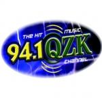 Logo da emissora Radio WQZK 94.1 FM