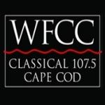 Logo da emissora Radio WFCC Classical 107.5 FM