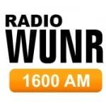 Logo da emissora Radio WUNR 1600 AM
