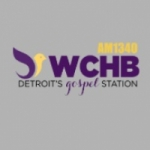 Logo da emissora WCHB 1340 AM