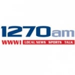 Logo da emissora WWWI 1270 AM