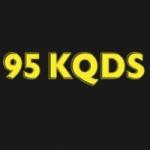 Logo da emissora KQDS 94.9 FM