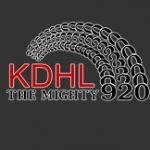 Logo da emissora Radio KDHL 920 AM