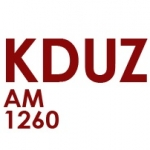 Logo da emissora Radio KDUZ 1260 AM