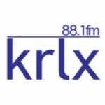 Logo da emissora KRLX 88.1 FM
