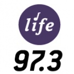 Logo da emissora Radio KDNW 97.3 FM