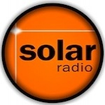 Logo da emissora Super Rádio Solar