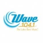 Logo da emissora Radio KBOT 104.1 FM