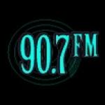 Logo da emissora WTIP 90.7 FM