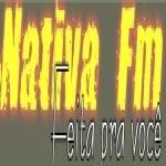 Logo da emissora Rádio Nativa 92.5 FM