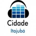 Logo da emissora Rádio Cidade Itajubá Light
