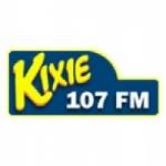 Logo da emissora WKXI 107.1 FM