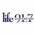 Logo da emissora WPRL 91.7 FM