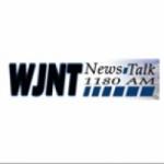 Logo da emissora WJNT 1180 AM