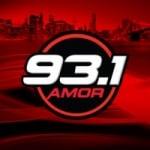 Logo da emissora Radio Amor 93.1 FM - WPAT