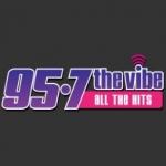 Logo da emissora Radio KCHZ 95.7 FM