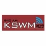 Logo da emissora KSWM 940 AM