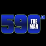 Logo da emissora Radio KFNS