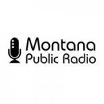 Logo da emissora KUFM 91.5 FM