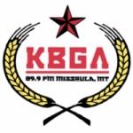 Logo da emissora Radio KBGA 89.9 FM