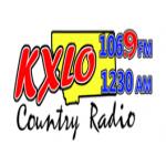 Logo da emissora KXLO1230 AM