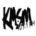 Logo da emissora KMSM 103.9 FM