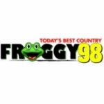 Logo da emissora Radio KFGE 98.1 FM