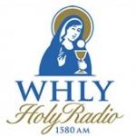 Logo da emissora WHLY 1580 AM