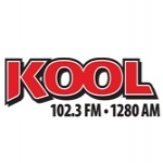 Logo da emissora KQLL 102.3 FM