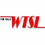 Logo da emissora WTSL 94.3 FM