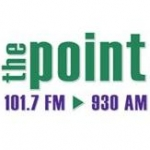 Logo da emissora Radio WHON The Pointe 930 AM 101.7 FM