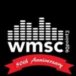 Logo da emissora WMSC 90.3 FM