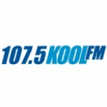 Logo da emissora KOOL 107.5 FM