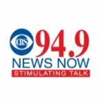 Logo da emissora WJJF 94.9 FM