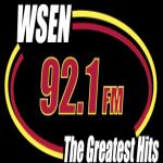Logo da emissora WSEN 92.1 FM
