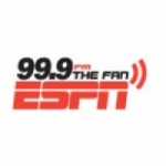 Logo da emissora WCMC 99.9 FM