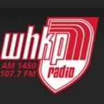 Logo da emissora WHKP 1450 AM
