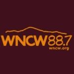 Logo da emissora WNCW 88.7 FM