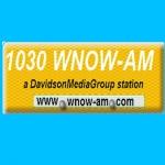 Logo da emissora WNOW 1030 AM